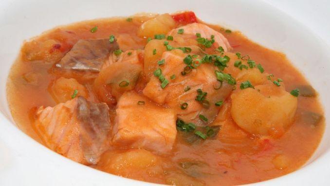 10 comidas típica del País Vasco