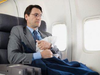 Cómo superar la aerofobia o miedo a volar