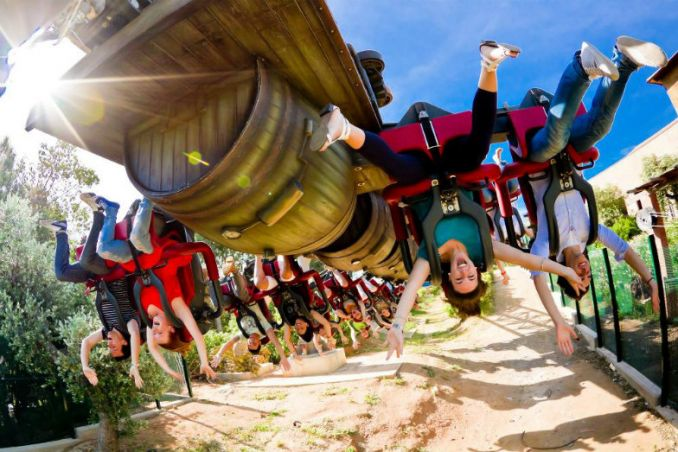 Consejos para ir a parques de atracciones con niños