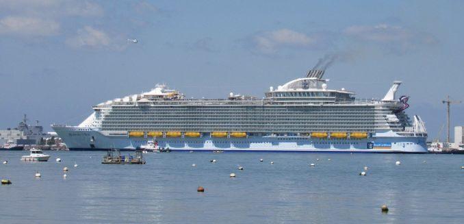 Los 5 cruceros más grandes del mundo